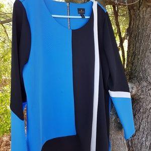 Worthington Dress Blouse/Tunic